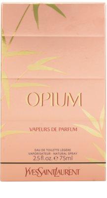 Yves Saint Laurent Opium Vapeurs de Parfum eau de toilette para mujer 3