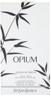 Yves Saint Laurent Opium Vapeurs de Parfum туалетна вода тестер для жінок 3