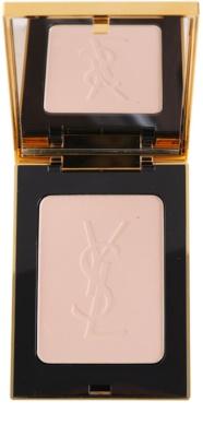 Yves Saint Laurent Poudre Compacte Radiance matující pudr