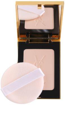 Yves Saint Laurent Poudre Compacte Radiance matující pudr 1