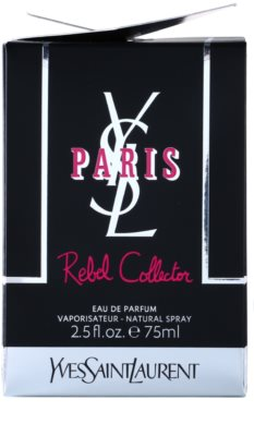 Yves Saint Laurent Paris Rebel Collector Eau de Parfum para mulheres 4