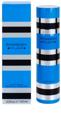 Yves Saint Laurent Rive Gauche туалетна вода для жінок