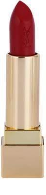 Yves Saint Laurent Rouge Pur Couture Satin Radiance barra de labios con efecto humectante