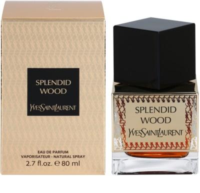 Yves Saint Laurent The Oriental Collection: Splendid Wood parfumska voda uniseks