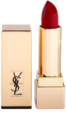 Yves Saint Laurent Rouge Pur Couture The Mats matující rtěnka