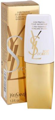 Yves Saint Laurent Top Secrets posvetlitveni gel krema za popoln videz 2