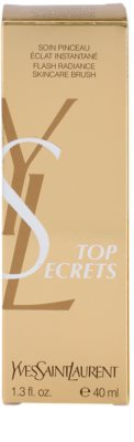 Yves Saint Laurent Top Secrets posvetlitveni gel krema za popoln videz 4