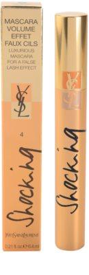 Yves Saint Laurent Mascara Volume Effet Faux Cils Shocking mascara pentru volum si alungire 2