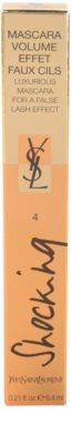 Yves Saint Laurent Mascara Volume Effet Faux Cils Shocking mascara pentru volum si alungire 3