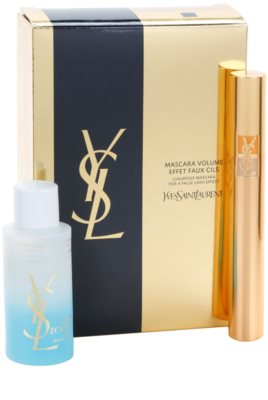 Yves Saint Laurent Mascara Volume Effet Faux Cils coffret II.