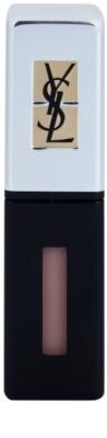 Yves Saint Laurent Rouge Pur Couture Vernis Á Levres Plump-Up brillo de labios de larga duración para labios voluminosos
