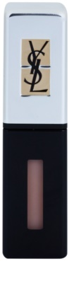Yves Saint Laurent Rouge Pur Couture Vernis Á Levres Plump-Up dolgoobstojni sijaj za ustnice za volumen ustnic