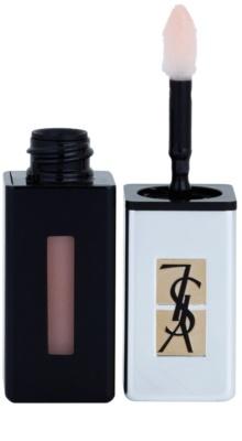 Yves Saint Laurent Rouge Pur Couture Vernis Á Levres Plump-Up brillo de labios de larga duración para labios voluminosos 1