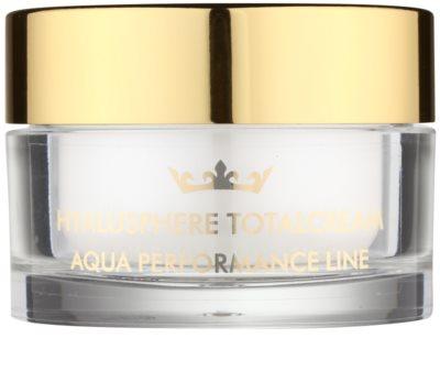 Yvette Aqua Performance feuchtigkeitsspendende Nachtcreme für dehydrierte trockene Haut