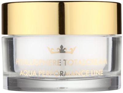 Yvette Aqua Performance hidratáló éjszakai krém a dehidratált száraz bőrre