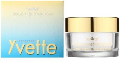 Yvette Aqua Performance feuchtigkeitsspendende Nachtcreme für dehydrierte trockene Haut 1
