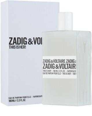 Zadig & Voltaire This Is Her! парфумована вода для жінок 2