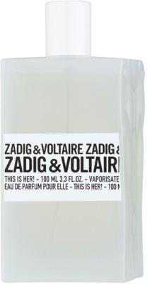 Zadig & Voltaire This Is Her! parfémovaná voda pre ženy