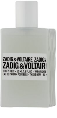 Zadig & Voltaire This Is Her! подаръчен комплект 2