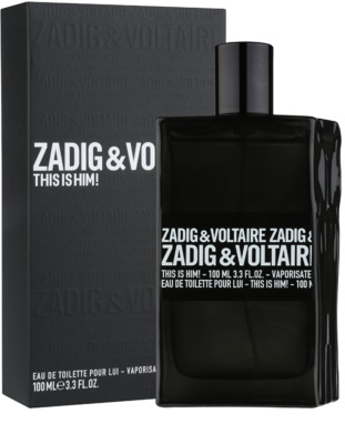 Zadig & Voltaire This Is Him! Eau de Toilette para homens 2