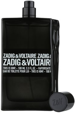 Zadig & Voltaire This Is Him! Eau de Toilette para homens 4