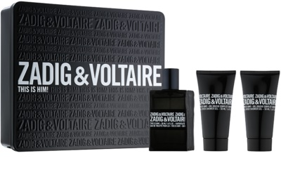Zadig & Voltaire This Is Him! Geschenkset