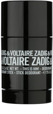 Zadig & Voltaire This Is Him! deostick pentru barbati