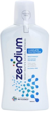 Zendium Complete Protection apa de gura fara alcool