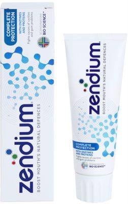 Zendium Complete Protection паста за зъби за здрави зъби и венци 1