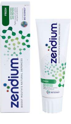 Zendium Fresh паста за зъби за свеж дъх 1