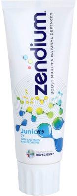 Zendium Junior pasta de dientes para niños