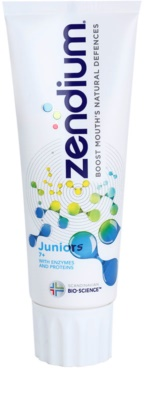 Zendium Junior Zahnpasta für Kinder