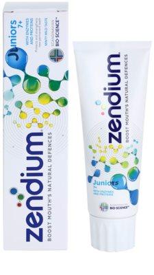 Zendium Junior Pasta de dinti pentru copii. 1