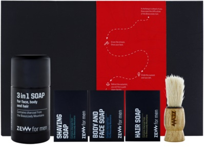 Zew For Men Kosmetik-Set  II. 1