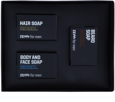 Zew For Men Kosmetik-Set  IV.