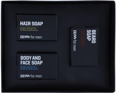 Zew For Men set cosmetice IV.