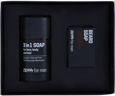 Zew For Men lote cosmético VI.