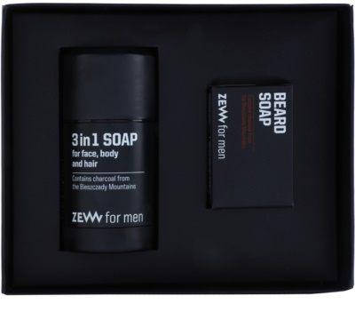 Zew For Men zestaw kosmetyków VI.