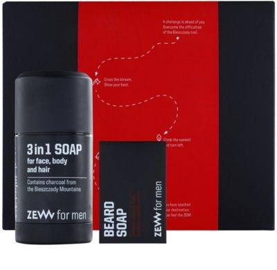 Zew For Men lote cosmético VI. 1
