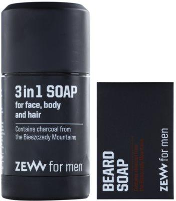 Zew For Men lote cosmético VI. 2