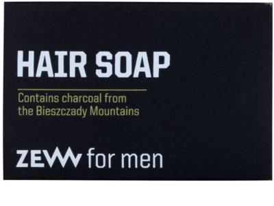 Zew For Men натуральне тверде мило для волосся 2