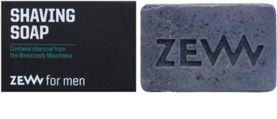 Zew For Men jabón natural en barra para el afeitado