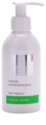 Ziaja Med Antibacterial Care čistilni gel za mastno in problematično kožo