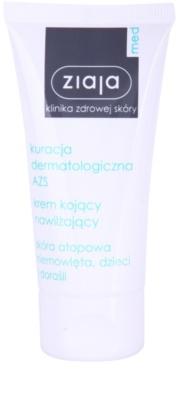 Ziaja Med Atopic Dermatitis Care crema de regenerare pentru piele atopica pentru copii si adulti