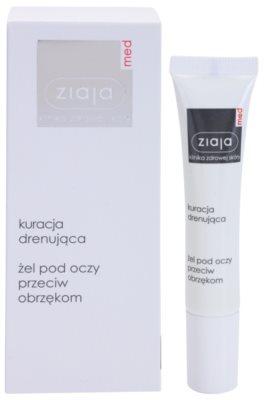 Ziaja Med Eye Care szemgél duzzanatokra 1