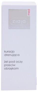 Ziaja Med Eye Care szemgél duzzanatokra 2