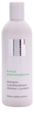 Ziaja Med Hair Care szampon przeciw łupieżowi
