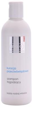 Ziaja Med Hair Care sampon cu efect calmant pentru piele sensibila