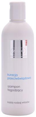 Ziaja Med Hair Care успокояващ шампоан за чувствителна кожа на скалпа