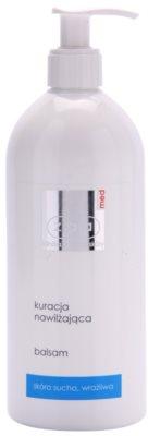 Ziaja Med Hydrating Care bálsamo corporal com efeito hidratante para peles secas e sensíveis